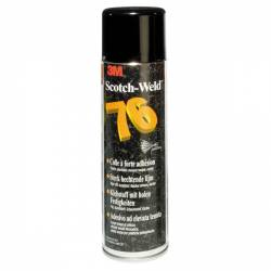 3M™ Scotch-Weld™ Spray 76 alta adhesión inicial