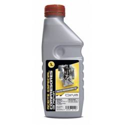 Botella aceite compresores de piston 1lt