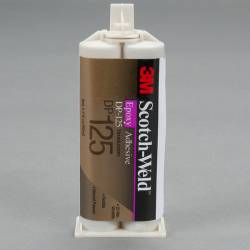 3M™ Scotch-Weld EPX Adhesivo Epoxi DP125
