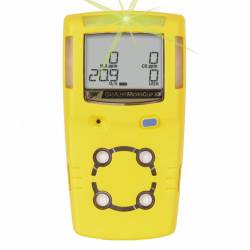 Detector GAS ALERT MICRO CLIP XL LIE/O2/CO/H2S