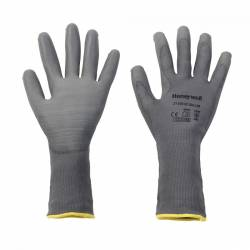 Guantes PU 1st Grey Long. Pack 10 pares.