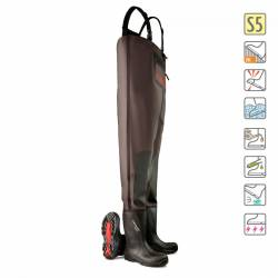 Vadeador transpirable Chest Wader