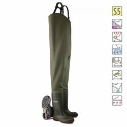 Vadeador Acifort Chest Wader